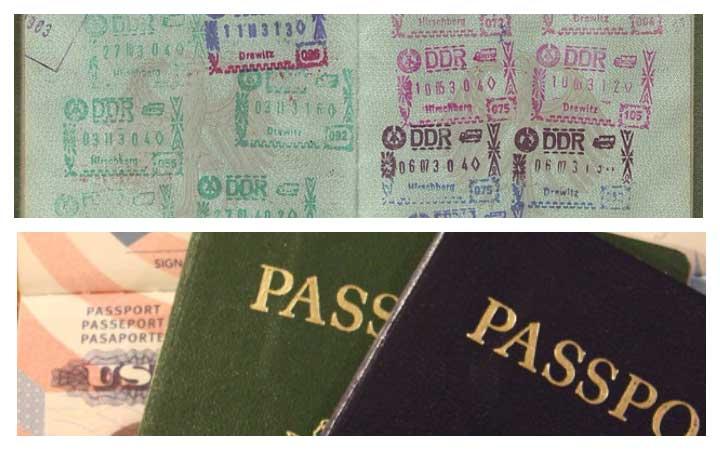 Виза и загранпаспорт