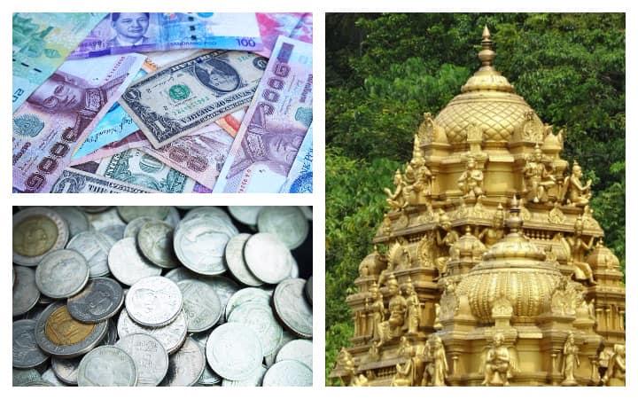 Деньги в Таиланд