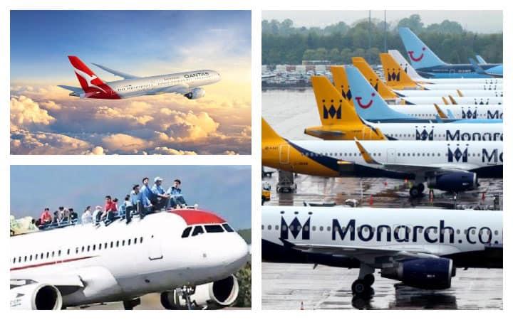 Авиакомпания и самолет
