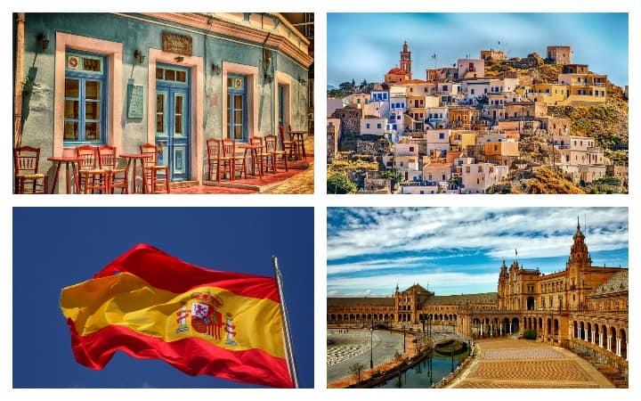 Испания и Греция