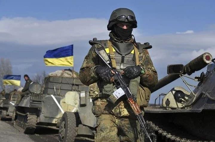 Война в Украине