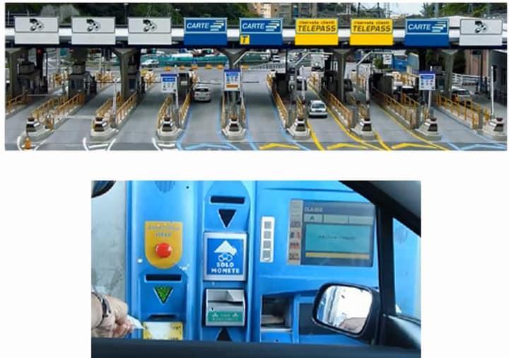 Оплата проезда по автостраде