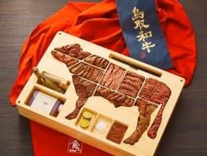 Японская мраморная говядина Wagyu Beef