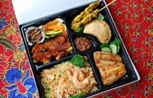 Bento японская еда