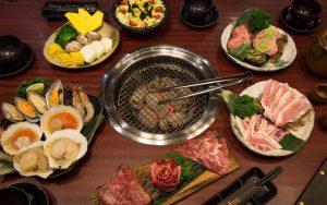 Yakinikuяпонская кухня