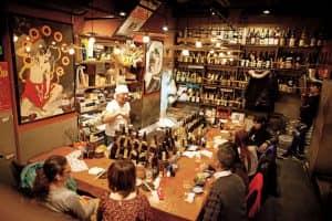 Izakaya японский бар