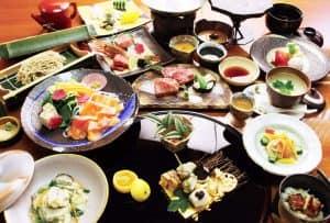 Kaiseki японская кухня