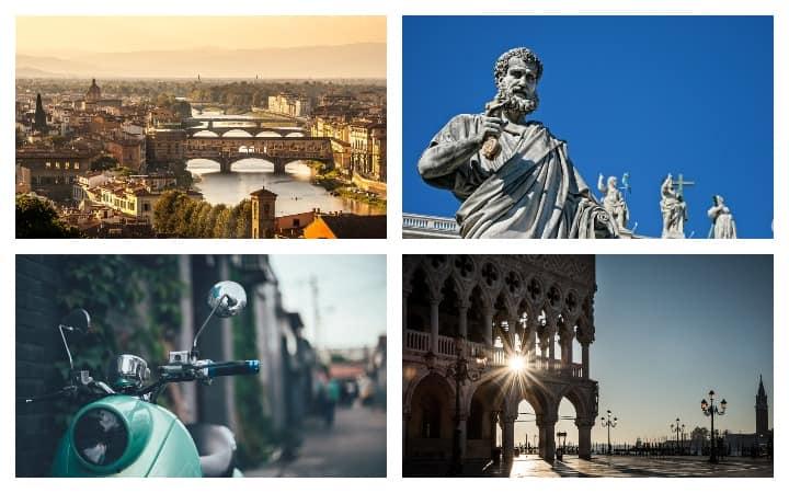 Красоты Италии