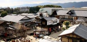 Парк развлечений TOEI Kyoto Studio Park
