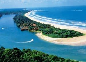 Пляж Bentota