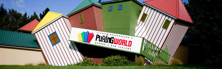 Wanaka Puzzle World