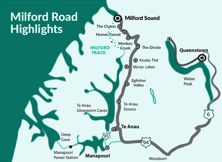 Molford Sound карта дороги