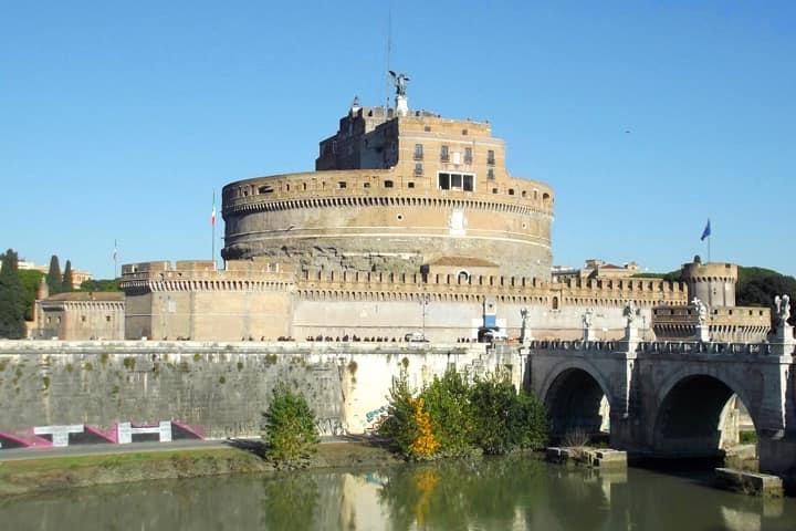 Крепость Castel Sant' Angelo