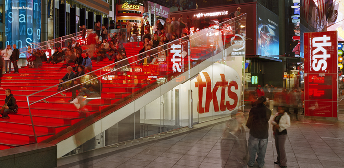 TKTS Discount Booths