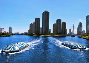 Sumida river cruises