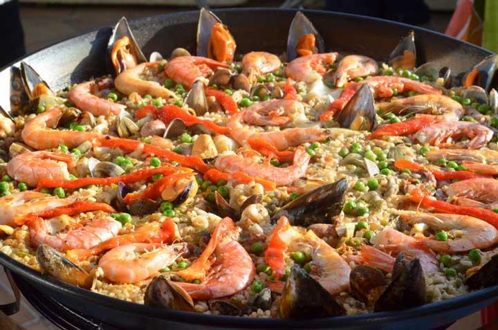 Paella - паэлья