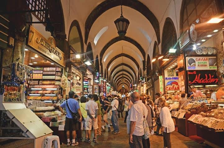 Гранд Базар и рынок специй