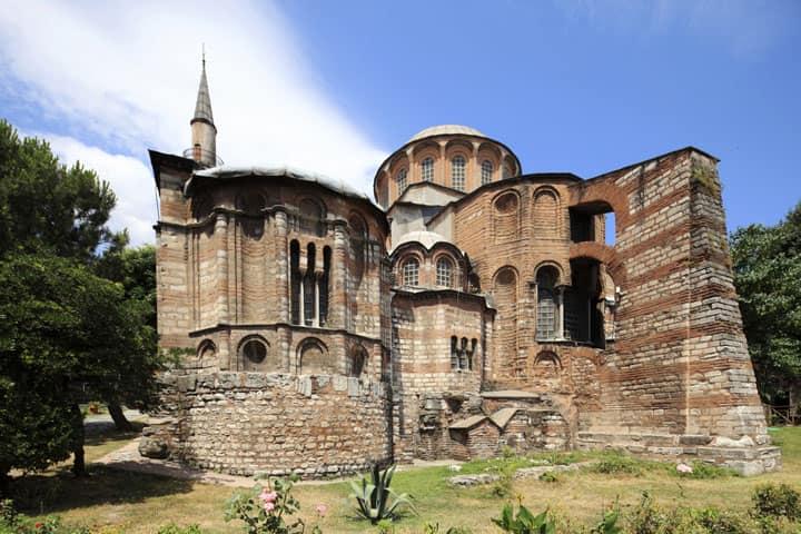 Карийе музей в Стамбуле