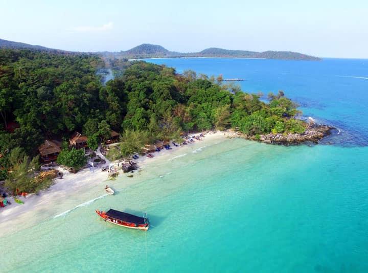 Пляжи острова Koh Rong