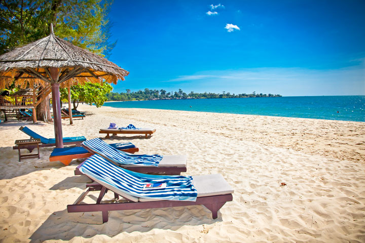 Пляж Sokha beach