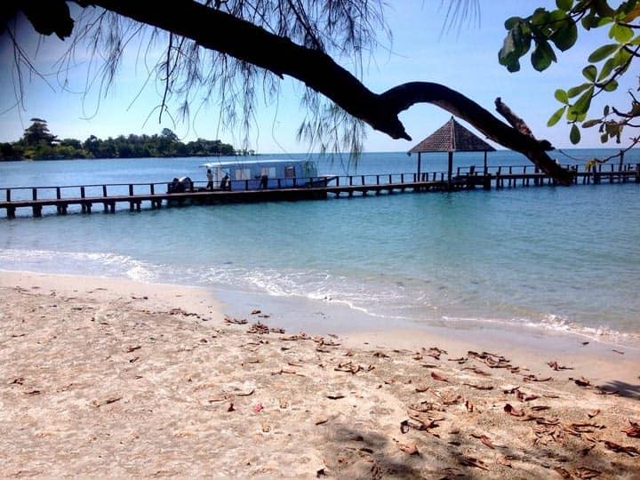 Пляж Independence beach