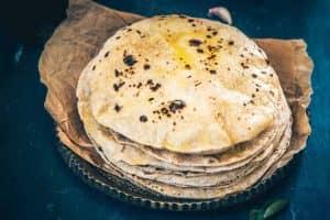 Roti на Шри-Ланке
