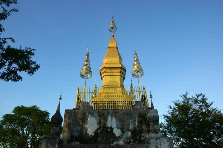 Холм Phou Si Hill