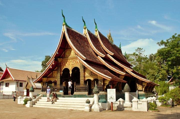 Храм Wat Xieng Thong