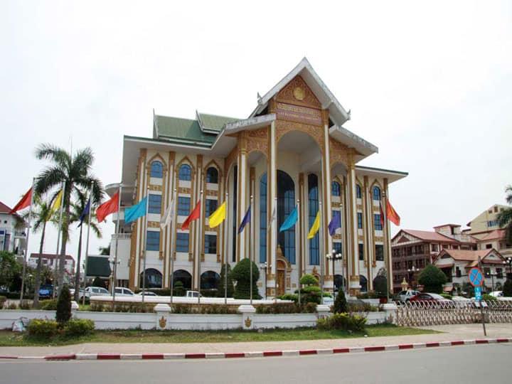 Национальный музей Lao National Museum