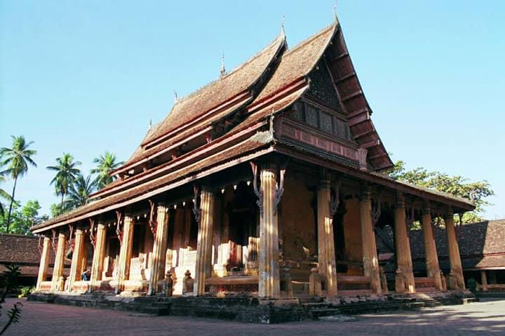 Храм Wat Sisaket
