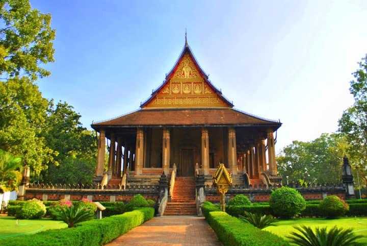 Храм-музей Ho Pha Kaew Museum