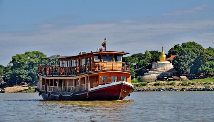 Круиз Мьянма