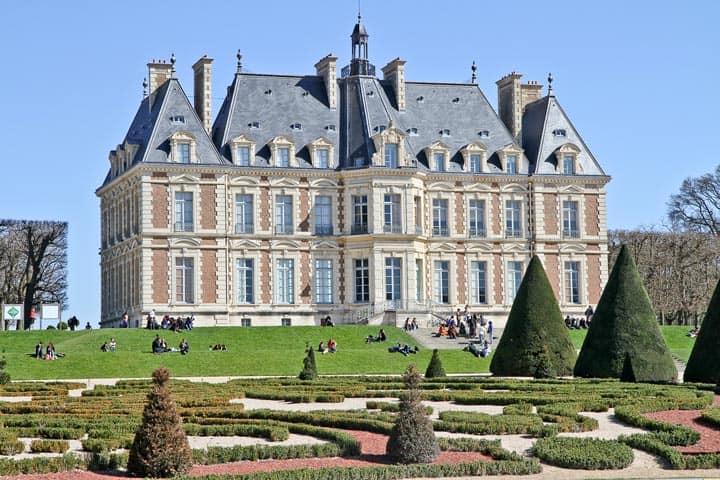 Парк копия Версаля