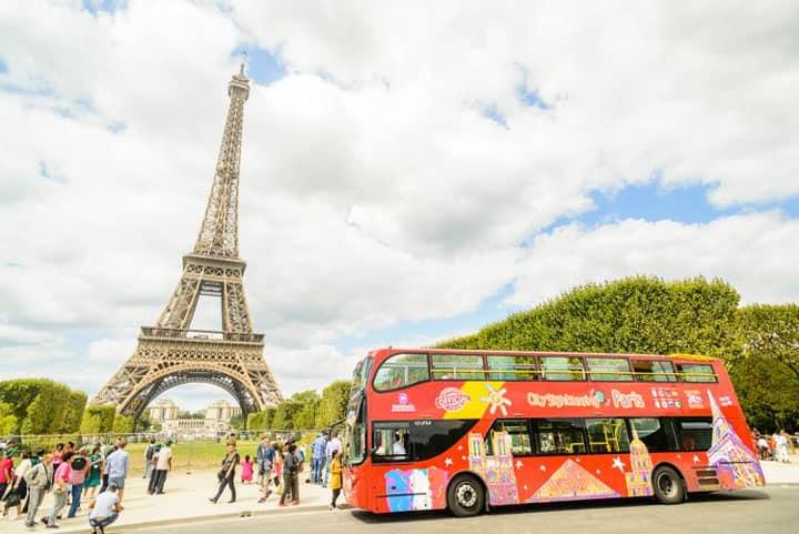 Туристические автобусы hop-on hop-off