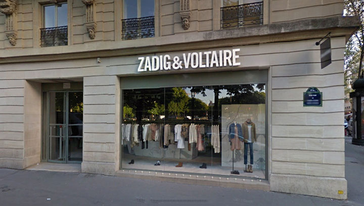 Магазины-стоки в Париже