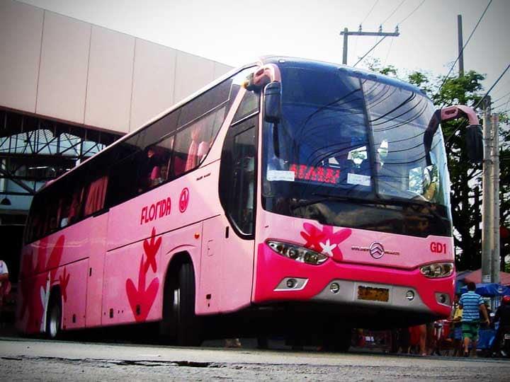 Автобус в Маниле
