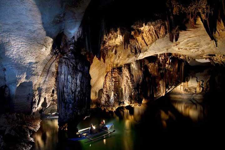 Подземная река Сабанг