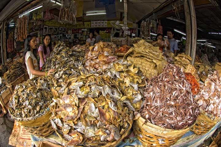 Рынок Taboan в Себу