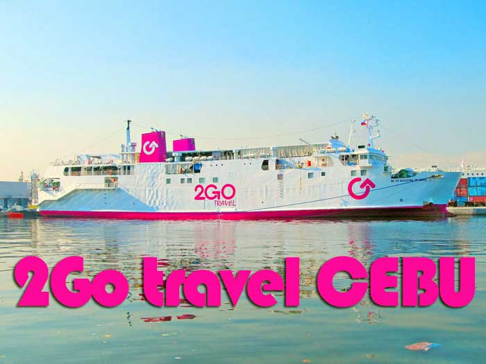 2GO Travel паром