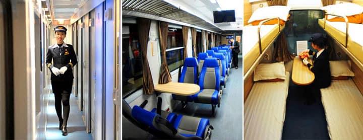 Поезда Вьетнама