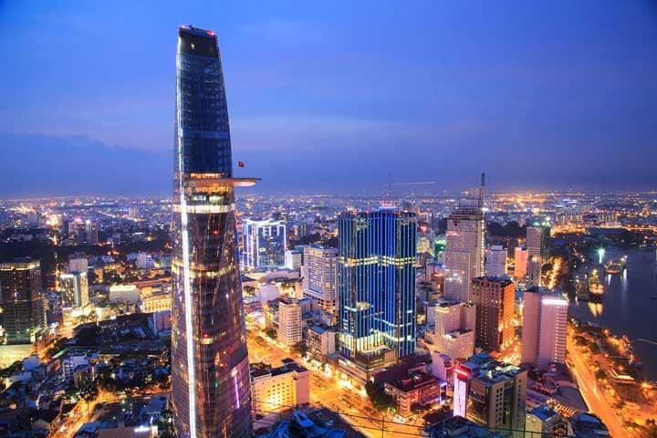 Смотровая площадка Saigon Skydeck