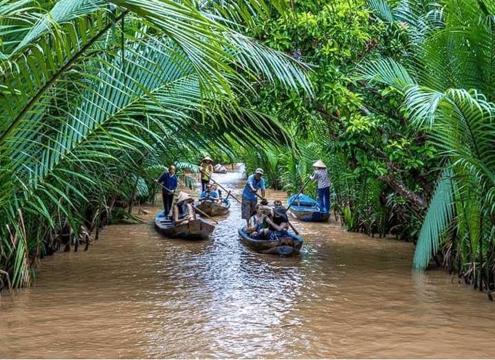 Долина Меконга