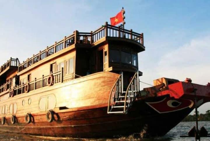 Круиз по дельте Меконга